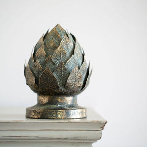 Artichoke Antique Brass