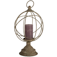 Load image into Gallery viewer, Rustic Candle Globe