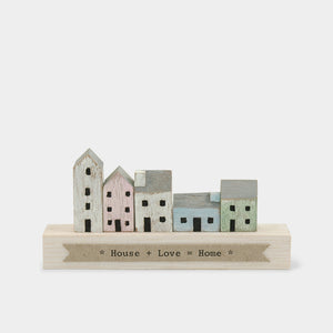 Little street-House+Love