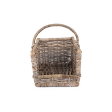 Load image into Gallery viewer, Medium Rattan Open Ended Log Basket