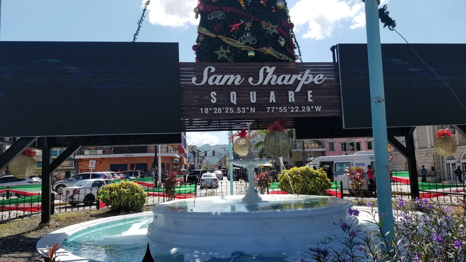 Sam Sharpe Square Montego Bay