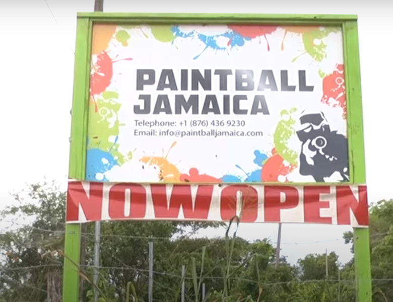 Paint Ball Jamaica