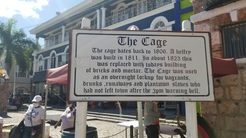 The Cage Montego Bay