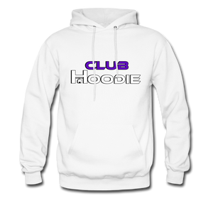 Officical Club Hoodie Hoodie - white