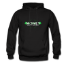 Black Money Hoodie - black