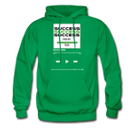Success Hanes Cotton Hoodie - kelly green