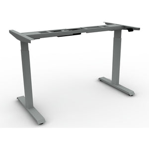 Altitude A6 Height Adjustable Table (2-Stage Rise, Legs Only)