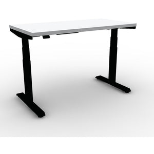 Altitude A6 Height Adjustable Table (3-Stage Rise, includes Worksurface)