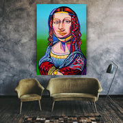 Mona Lisa Canvas