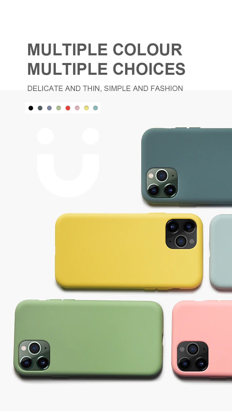 PGP Style - Silicone Phone Case for iPhone