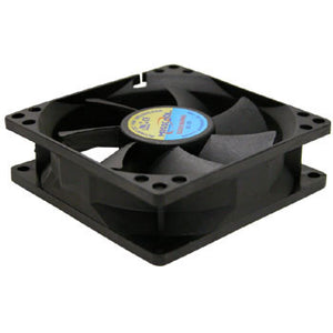 80MM Case Fan, Sleeve Bearing, 3Pins/4Pins, FD08025S1M3/4
