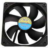 120MM Case Fan, Ball Bearing, High Speed,3Pins/4Pins, FD12025B1H3/4