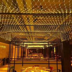 LED Net Lights