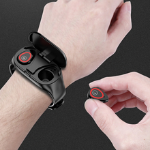 Load image into Gallery viewer, Smart Watch With Wireless Earbuds