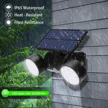 Load image into Gallery viewer, 360° Adjustable Solar Motion Lights