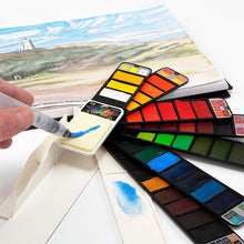 Load image into Gallery viewer, Foldable Watercolor Kit
