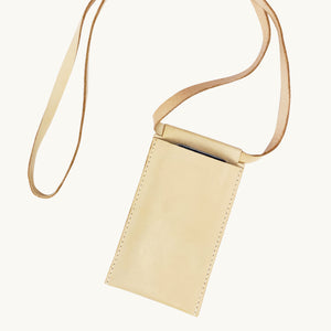 iPhone sling natural with cardholder sunny side up Antwerpen