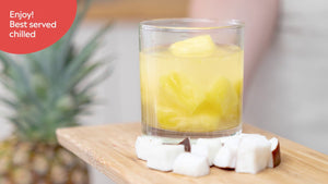 Make Coconut Water or Juice Kefir