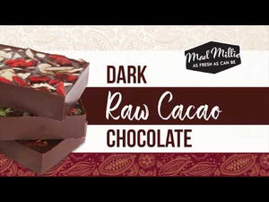 How to Make Raw Cacao Chocolate