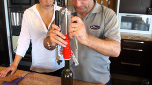 Make your own Wine (Chardonnay) with Vintners Harvest Part 2