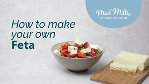 How to make your own Feta