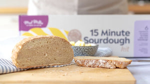 How to make Gluten Free Sourdough