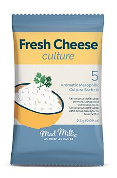 Mad Millie Fresh Cheese Culture