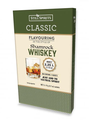 Classic Shamrock Whiskey (2x 1.125L) (Irish Whiskey)