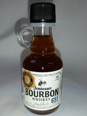 SU GM Collection Tennesse Bourbon Whiskey 40ml