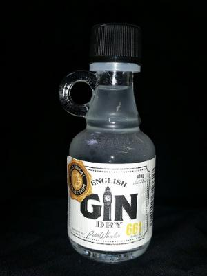 SU GM Collection English Dry Gin 40ml