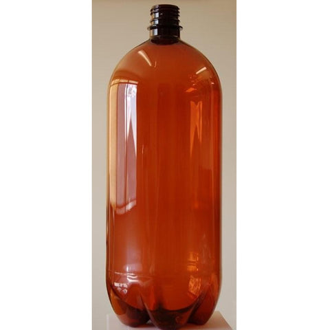 HB 2L Pet Bottle Amber x 10