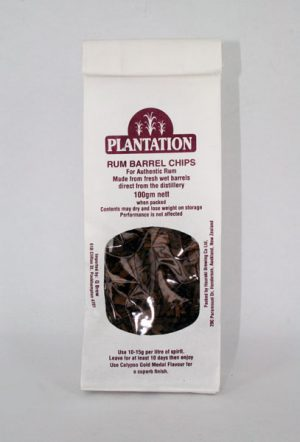 HB Planation Rum Chips 100g