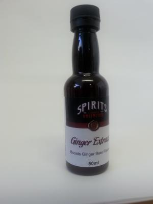 HB Ginger Beer Enhancer 50ml