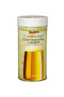 HB Muntons Continental Lager 1.8kg