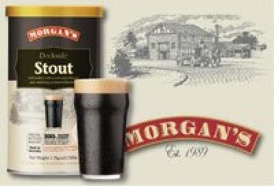 Morgans Dockside Stout Beer Kit 1.7kg