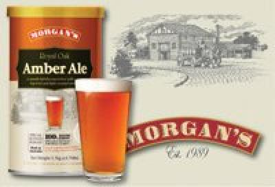 Morgans Royal Oak Amber Ale Kit 1.7kg