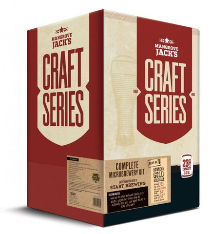 Mangrove Jack's Craft Series Complete MICROBREWERY Kit