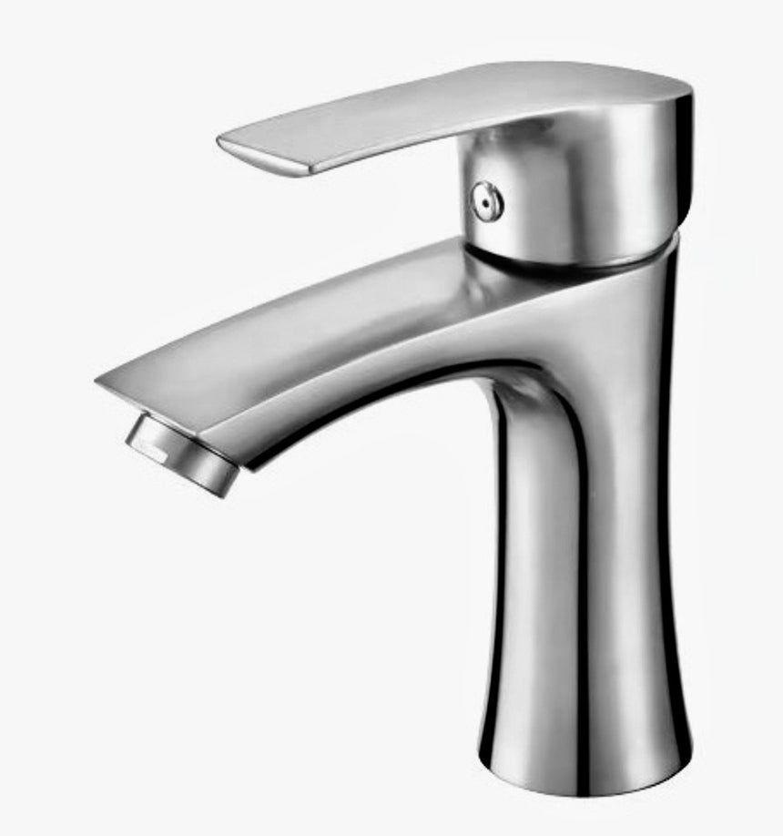 Stainless bathroom tap mixer | Perth Home Renovator