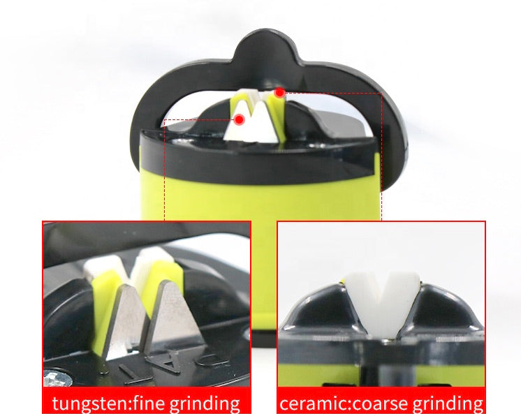 Knife sharpener tungsten & ceramic - ISWG online store