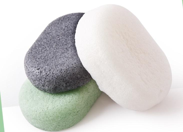 Konjac natural wash sponge