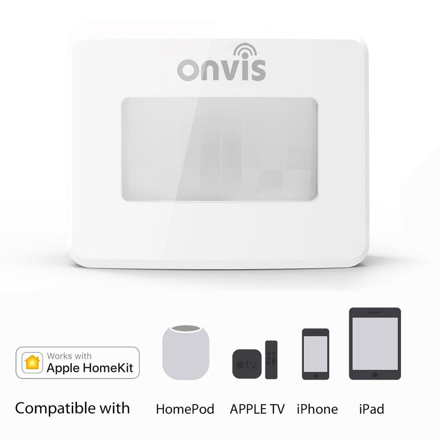 Onvis HomeKit Smart Motion Sensor - Perth Home Renovator
