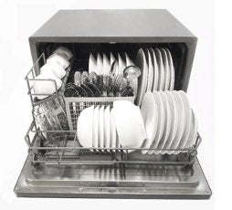 Premium Electronic Dishwasher (White) - Perth Home Renovator