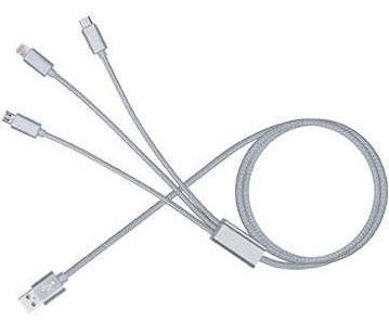 Triple Head Charging Cable - Perth Home Renovator