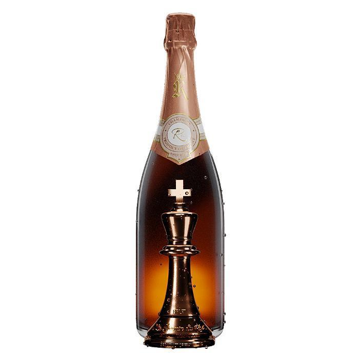 Buy 50 Cent Champagne - Le Chemin Du Roi Champagne online from the best online liquor store in the USA.
