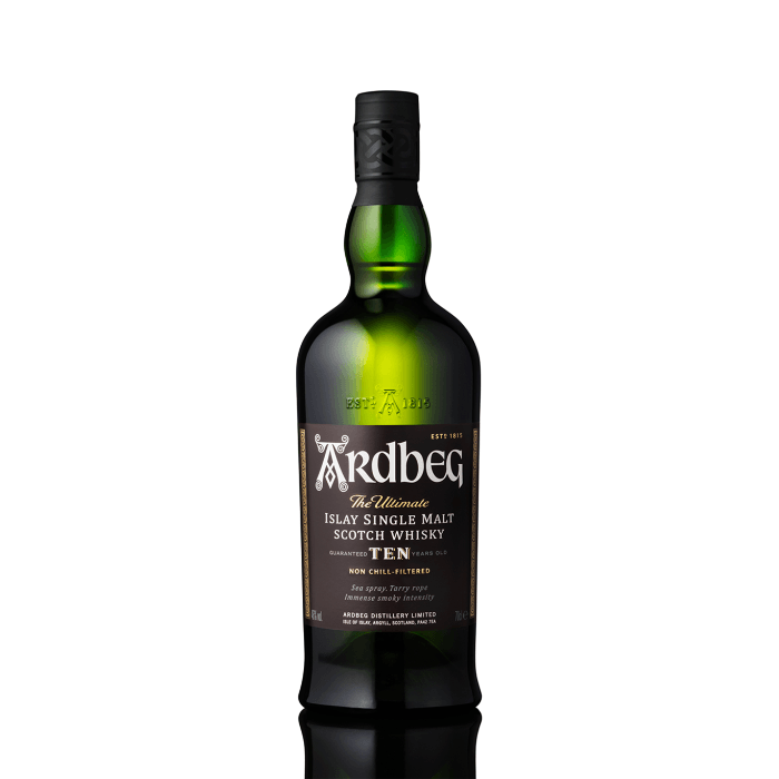 Buy Ardbeg 10 Years Old online from the best online liquor store in the USA.