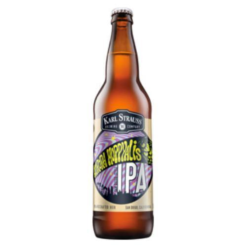 Buy Karl Strauss Aurora Hoppyalis IPA online from the best online liquor store in the USA.