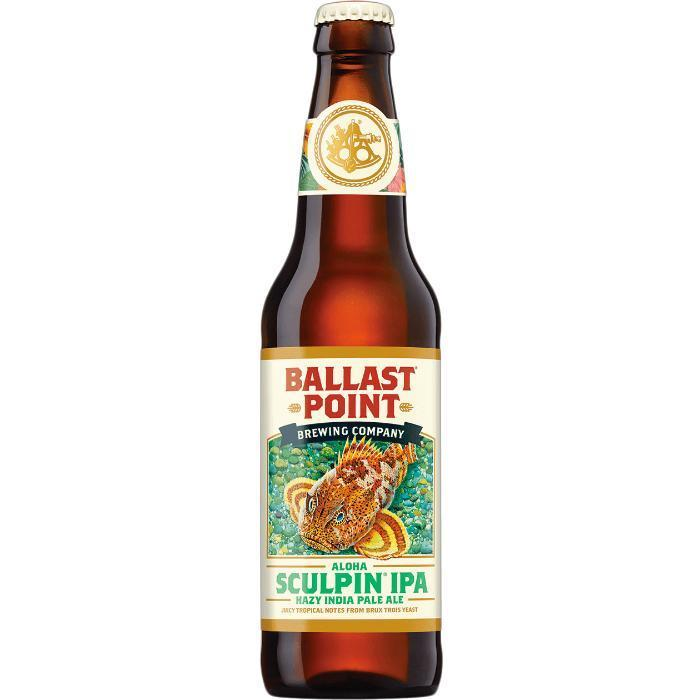 Buy Ballast Point Aloha Sculpin IPA online from the best online liquor store in the USA.