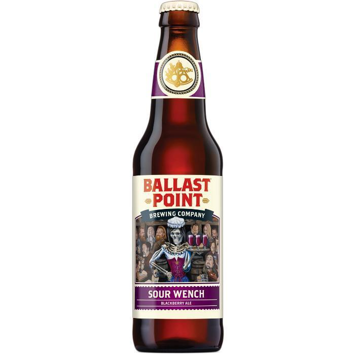 Buy Ballast Point Sour Wench Blackberry Ale online from the best online liquor store in the USA.