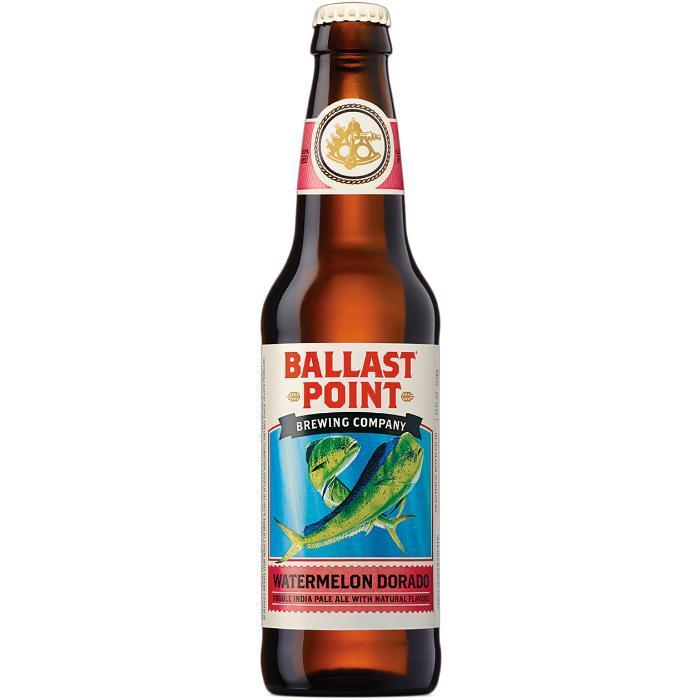 Buy Ballast Point Watermelon Dorado Double IPA online from the best online liquor store in the USA.
