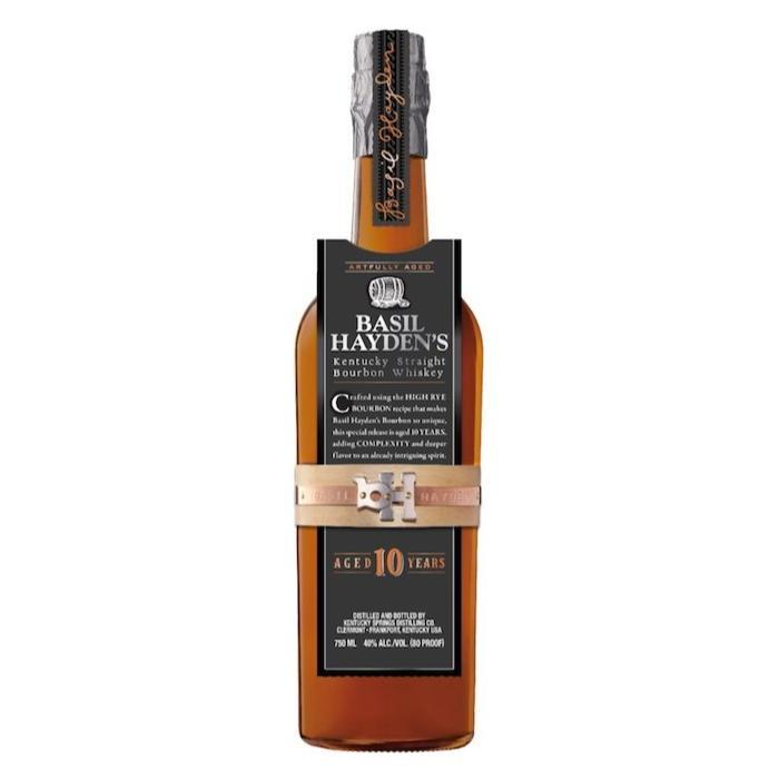 Buy Basil Hayden's 10 Year Old Bourbon online from the best online liquor store in the USA.